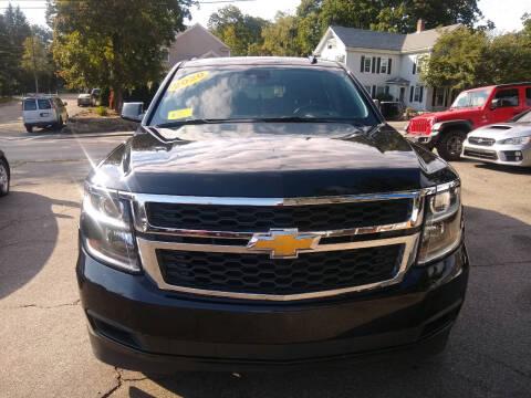 2020 Chevrolet Suburban for sale at Washington Street Auto Sales in Canton MA