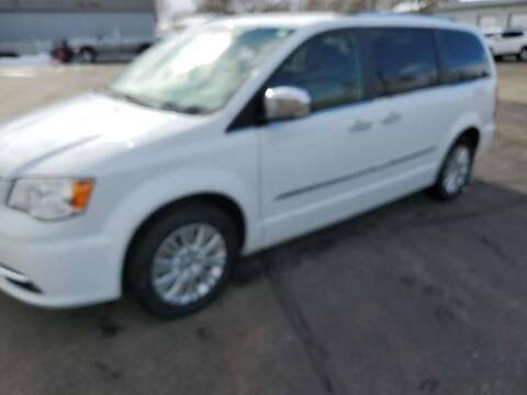 2014 Chrysler Town and Country for sale at CousineauCrashed.com in Weston WI