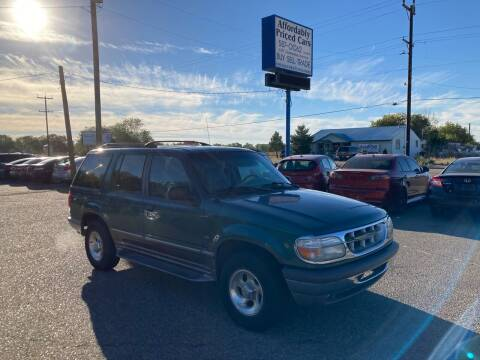 1996 Ford Explorer for sale at AFFORDABLY PRICED CARS LLC in Mountain Home ID
