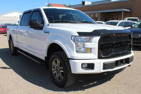 2017 Ford F-150 for sale at SHAFER AUTO GROUP in Columbus OH