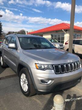 2017 Jeep Grand Cherokee for sale at Red Top Auto Sales in Scranton PA