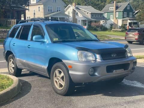 2004 Hyundai Santa Fe for sale at MZ Auto in Winchester VA