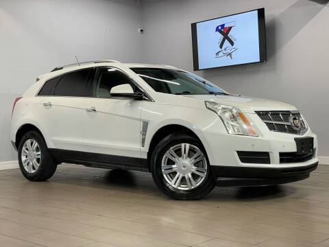 2012 Cadillac SRX for sale at TX Auto Group in Houston TX