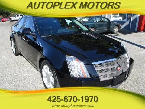 2009 Cadillac CTS for sale at Autoplex Motors in Lynnwood WA