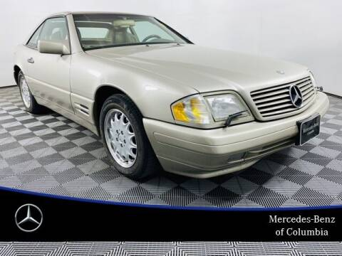 1996 Mercedes-Benz SL-Class for sale at Preowned of Columbia in Columbia MO