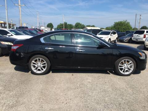 2010 Nissan Maxima for sale at Kings Auto Sales in Cadiz KY