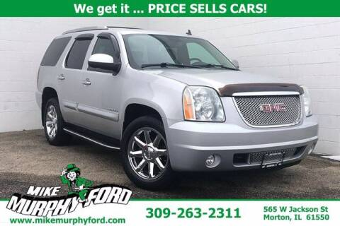 2010 GMC Yukon for sale at Mike Murphy Ford in Morton IL