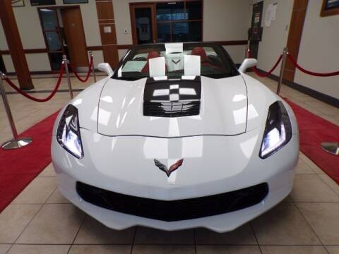 2018 Chevrolet Corvette for sale at Adams Auto Group Inc. in Charlotte NC