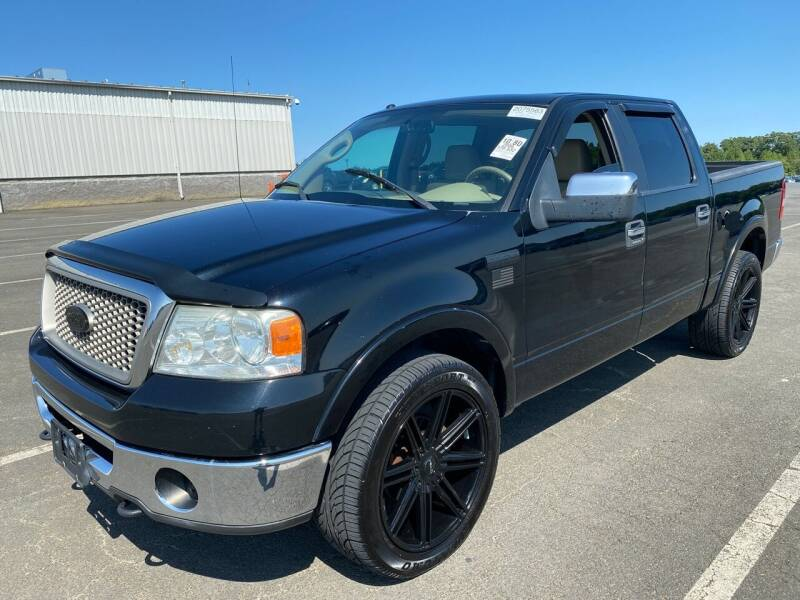 2006 Ford F-150 for sale at Used Cars of Fairfax LLC in Woodbridge VA