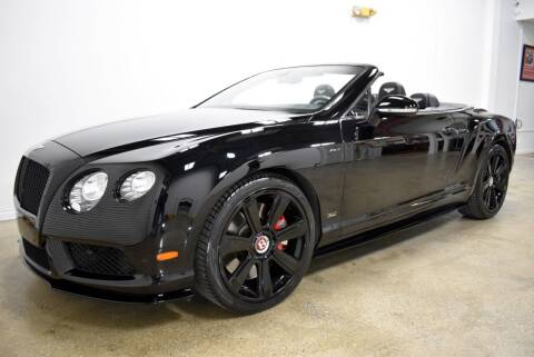 2015 Bentley Continental for sale at Thoroughbred Motors in Wellington FL