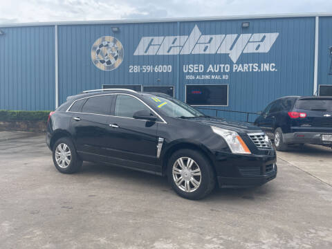 2011 Cadillac SRX for sale at CELAYA AUTO SALES INC in Houston TX