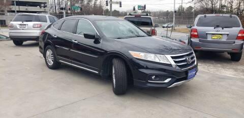 2013 Honda Crosstour for sale at On The Road Again Auto Sales in Doraville GA