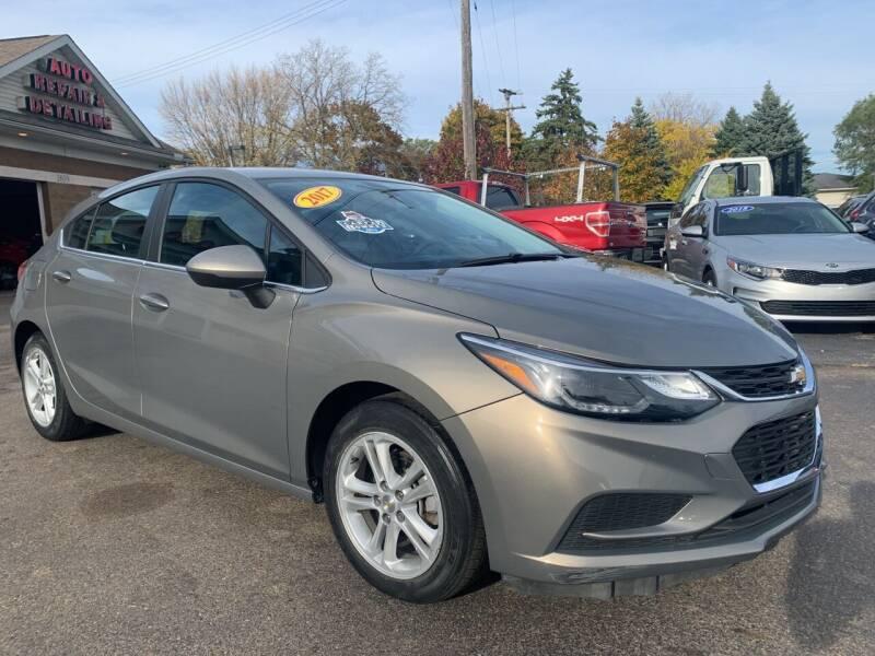 2017 Chevrolet Cruze for sale at A 1 Motors in Monroe MI