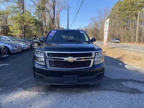 2016 Chevrolet Suburban for sale at Star Auto Sales in Richmond VA
