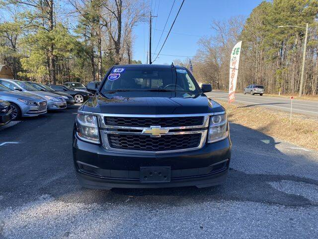 2016 Chevrolet Suburban for sale at Star Auto Sales in Richmond VA