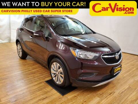 2017 Buick Encore for sale at Car Vision Mitsubishi Norristown - Car Vision Philly Used Car SuperStore in Philadelphia PA