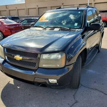 2008 Chevrolet TrailBlazer for sale at TJ Motors in Las Vegas NV
