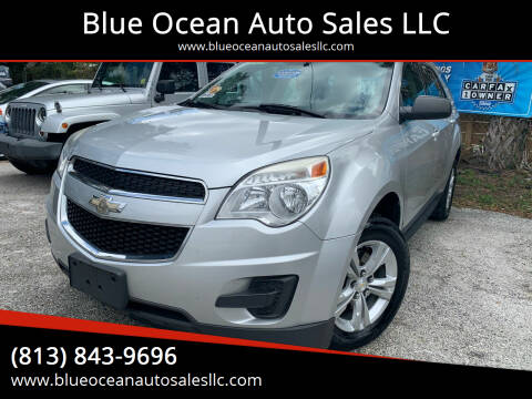 2014 Chevrolet Equinox for sale at Blue Ocean Auto Sales LLC in Tampa FL