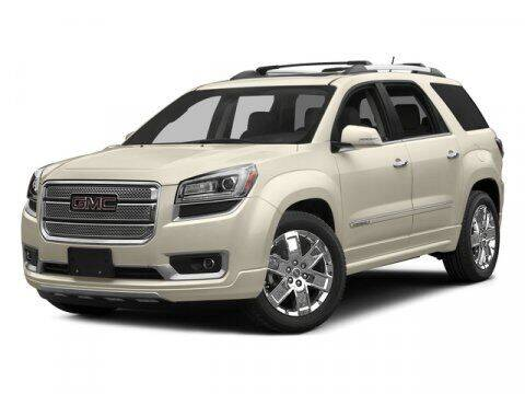 2016 GMC Acadia for sale at WOODY'S AUTOMOTIVE GROUP in Chillicothe MO