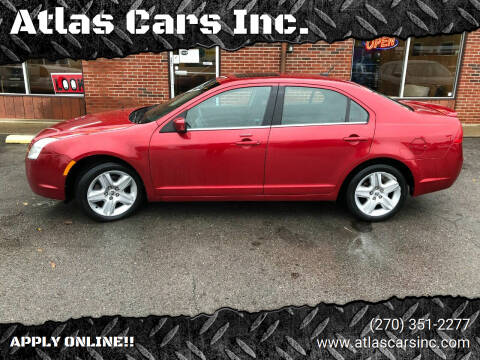 2010 Mercury Milan for sale at Atlas Cars Inc. in Radcliff KY