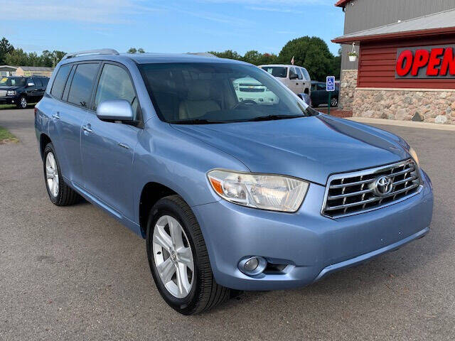 2008 Toyota Highlander for sale at Elvis Auto Sales LLC in Grand Rapids MI