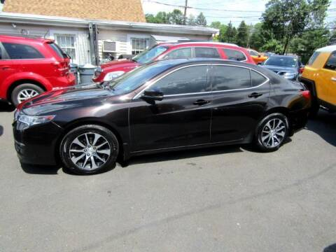 2015 Acura TLX for sale at American Auto Group Now in Maple Shade NJ