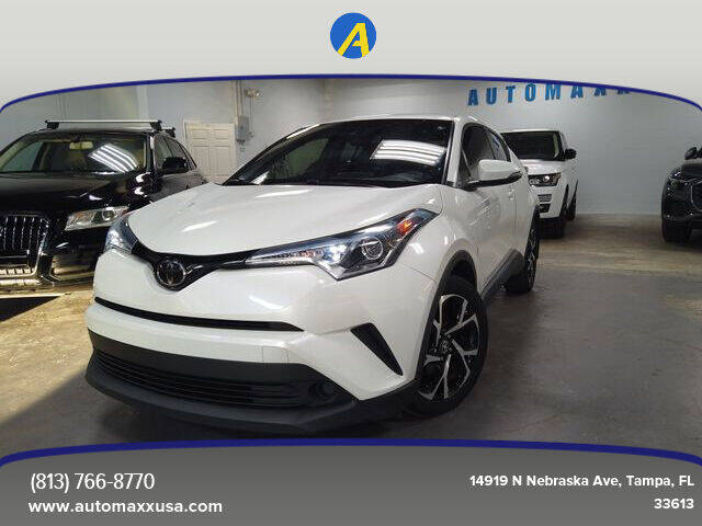 2018 Toyota C-HR for sale at Automaxx in Tampa FL
