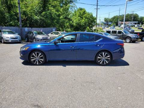 2019 Nissan Altima for sale at CANDOR INC in Toms River NJ