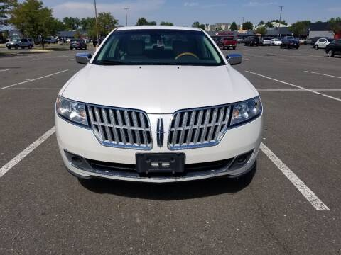 2012 Lincoln MKZ for sale at Red Rock's Autos in Denver CO