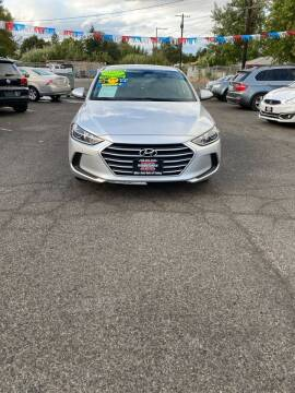 2017 Hyundai Elantra for sale at Mike's Auto Sales in Yakima WA