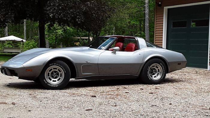 1978 Chevrolet Corvette for sale at Classic Car Deals in Cadillac MI