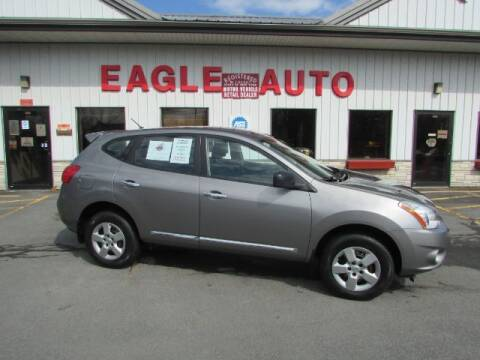 2013 Nissan Rogue for sale at Eagle Auto Center in Seneca Falls NY