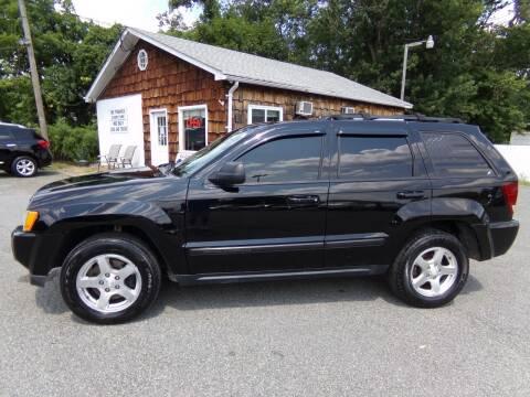 2007 Jeep Grand Cherokee for sale at Trade Zone Auto Sales in Hampton NJ