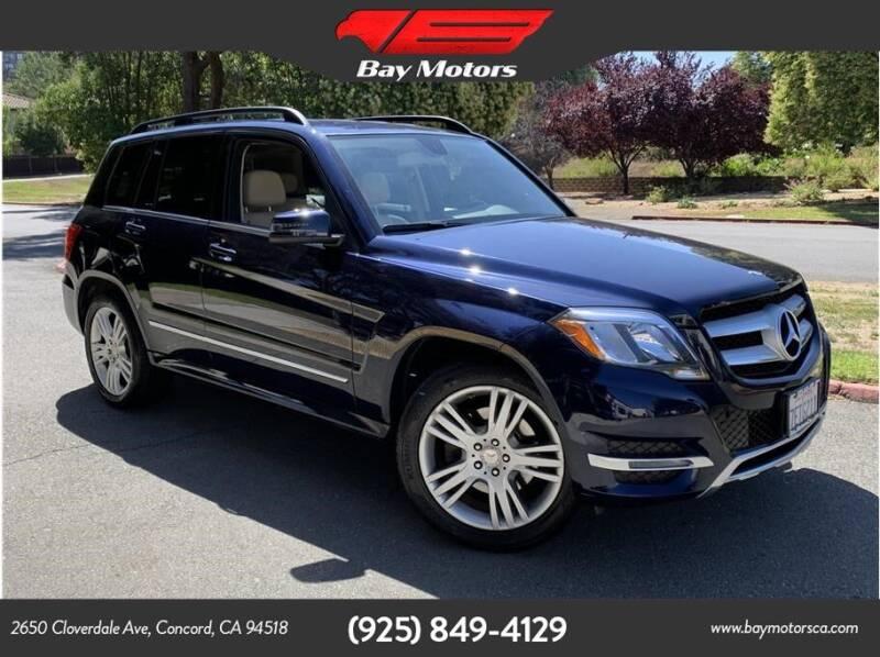 2014 Mercedes-Benz GLK for sale in Concord, CA