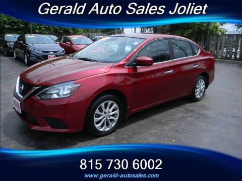 2019 Nissan Sentra for sale at Gerald Auto Sales in Joliet IL