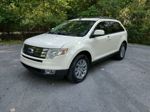 2007 Ford Edge for sale at Ryan Motors LLC in Warsaw IN
