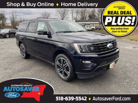 2021 Ford Expedition MAX for sale at Autosaver Ford in Comstock NY
