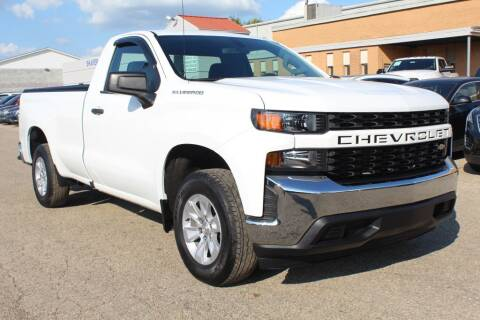 2019 Chevrolet Silverado 1500 for sale at SHAFER AUTO GROUP in Columbus OH