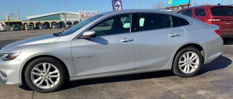 2018 Chevrolet Malibu for sale at Rayyan Auto Mall in Lexington KY