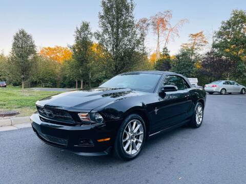 2011 Ford Mustang for sale at Freedom Auto Sales in Chantilly VA