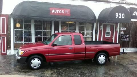 1999 Toyota Tacoma for sale at Autos Inc in Topeka KS