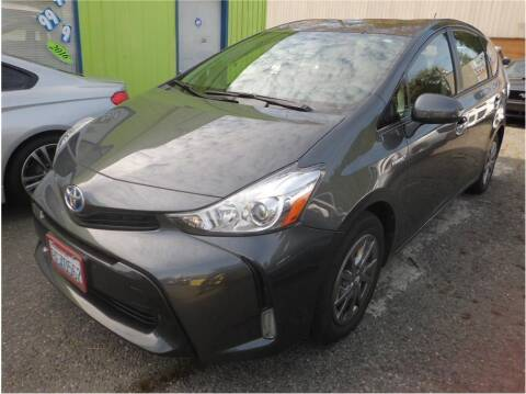 2017 Toyota Prius v for sale at Klean Carz in Seattle WA