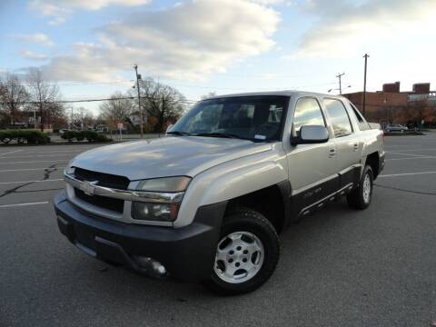 2004 Chevrolet Avalanche for sale at TJ Auto Sales LLC in Fredericksburg VA