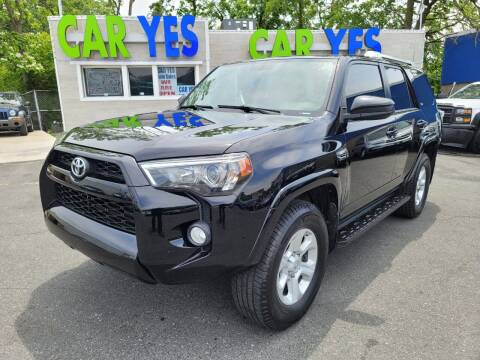 2014 Toyota 4Runner for sale at Car Yes Auto Sales in Baltimore MD