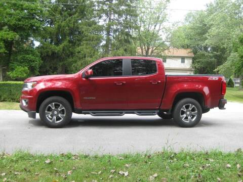 2018 Chevrolet Colorado for sale at Kokopelli Motors in Schererville IN