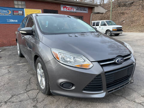 2014 Ford Focus for sale at Doctor Auto in Cecil PA