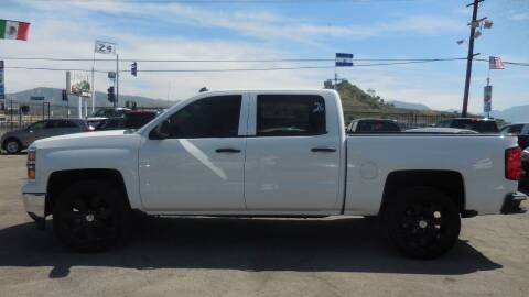 2014 Chevrolet Silverado 1500 for sale at Luxor Motors Inc in Pacoima CA