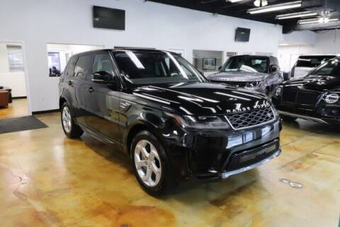 2020 Land Rover Range Rover Sport for sale at RPT SALES & LEASING in Orlando FL