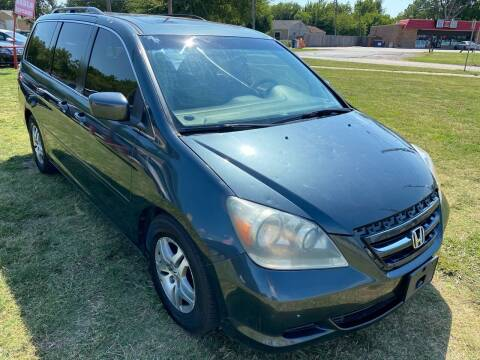 2006 Honda Odyssey for sale at Cash Car Outlet in Mckinney TX