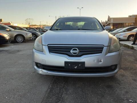 2007 Nissan Altima for sale at Fredericksburg Auto Finance Inc. in Fredericksburg VA